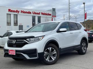 Used 2020 Honda CR-V LX  AWD - Bluetooth - Rear camera - Heated Seats for sale in Mississauga, ON