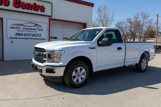 Used 2019 Ford F-150 XL 2WD Reg Cab 8' Box* BACKUP CAM* CRUISE CONTROL for sale in Winnipeg, MB
