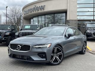 Used 2019 Volvo S60 R-Design for sale in Scarborough, ON