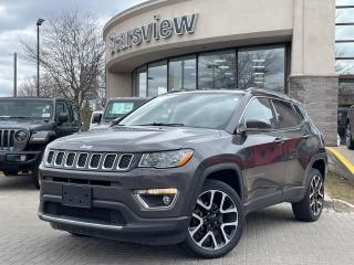 Used 2017 Jeep Compass LIMITED for sale in Scarborough, ON
