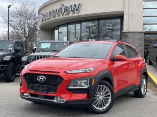 Used 2018 Hyundai KONA LUXURY for sale in Scarborough, ON