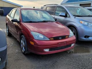 Used 2004 Ford Focus ZTS for sale in New Liskeard, ON