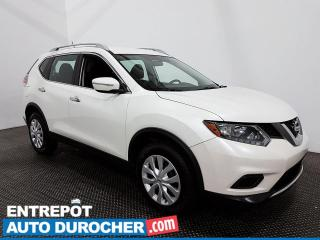 Used 2015 Nissan Rogue S- AWD - Caméra de Recul - Climatiseur - Bluetooth for sale in Laval, QC
