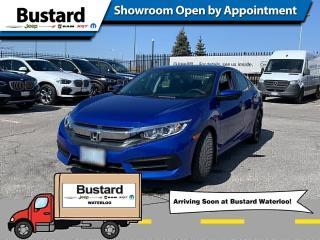 Used 2016 Honda Civic Sedan 4dr CVT EX | Remote Start | Heated Seats for sale in Waterloo, ON
