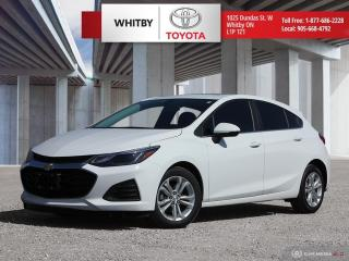 Used 2019 Chevrolet Cruze LT for sale in Whitby, ON