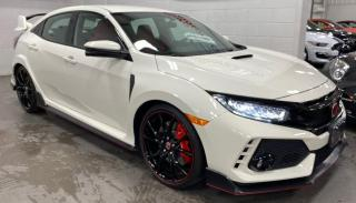Used 2021 Honda Civic Type R 2021 Type R|1st One|Sports Car for sale in Brandon, MB