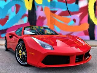 Used 2018 Ferrari 488 Spider for sale in Brampton, ON