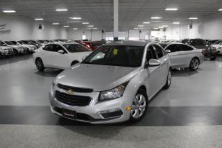 Used 2015 Chevrolet Cruze LT I REAR CAM I POWER OPTIONS I KEYLESS ENTRY I CRUISE I BT for sale in Mississauga, ON