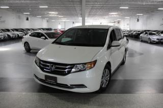 Used 2014 Honda Odyssey EX NO ACCIDENTS I REAR CAM I LANEWATCH I PUSH START I BT for sale in Mississauga, ON