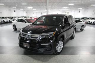 Used 2019 Honda Pilot LX NO ACCIDENTS I REAR CAM I CARPLAY I LANE KEEP I BLUETOOTH for sale in Mississauga, ON