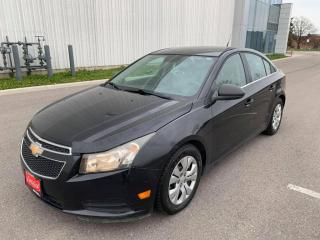 Used 2012 Chevrolet Cruze 4dr Sdn LS+ w/1SB for sale in Mississauga, ON