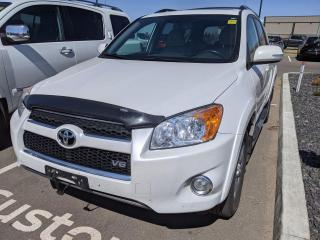 Used 2010 Toyota RAV4 LIMITED  for sale in Medicine Hat, AB