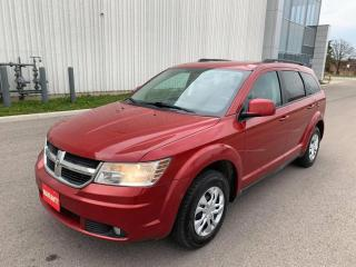 Used 2010 Dodge Journey FWD 4DR SXT for sale in Mississauga, ON