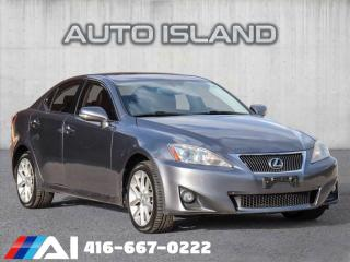 Used 2012 Lexus IS 250 4DR SDN AUTO AWD for sale in North York, ON