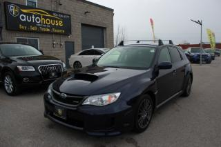 Used 2012 Subaru WRX AWD/HB/MAUEL/5-SPEED/SPORTS PKG/NAV for sale in Newmarket, ON
