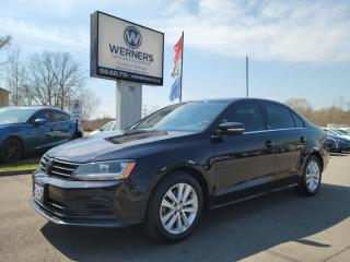 Used 2017 Volkswagen Jetta 1.4T WOLFSBURG for sale in Cambridge, ON