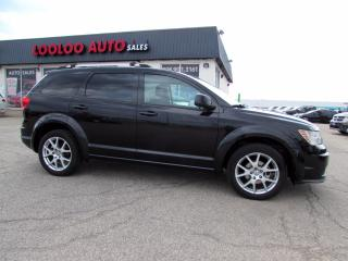 Used 2011 Dodge Journey CREW 3.6L Auto No Accident 7 Passenger Certified for sale in Milton, ON
