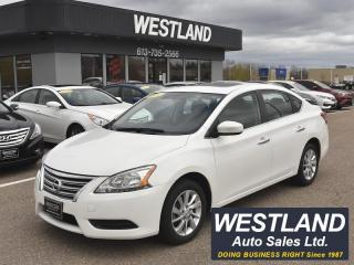 Used 2014 Nissan Sentra SV for sale in Pembroke, ON