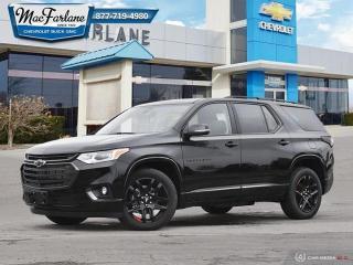 New 2021 Chevrolet Traverse Premier for sale in Petrolia, ON