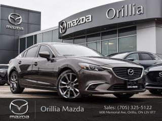 Used 2016 Mazda MAZDA6 GT for sale in Orillia, ON