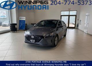 Used 2019 Hyundai Ioniq Hybrid ESSENTIAL for sale in Winnipeg, MB