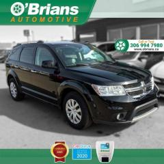 Used 2017 Dodge Journey GT w/AWD, DVD Entertainment for sale in Saskatoon, SK