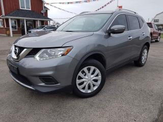 Used 2014 Nissan Rogue S AWD for sale in Dunnville, ON