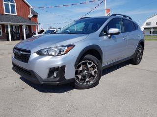 Used 2018 Subaru XV Crosstrek Sport for sale in Dunnville, ON