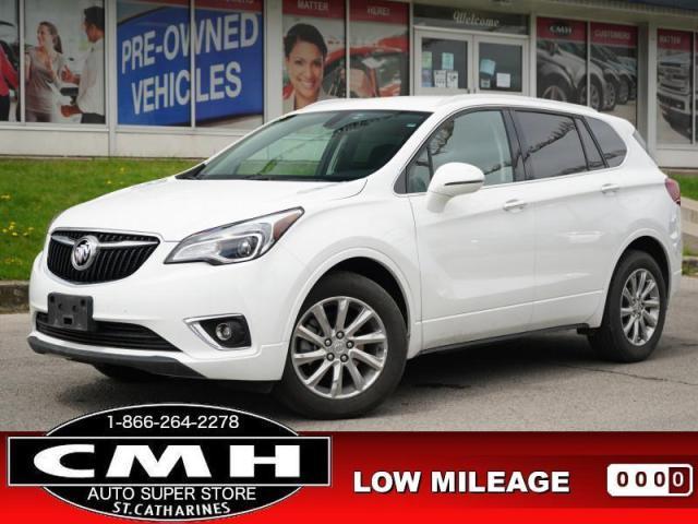 2020 Buick Envision Essence  CAM LEATH P/SEATS HTD-S/W 18-AL