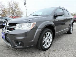 Used 2015 Dodge Journey SXT | Remote Start | Dual Climate | Cruise Control for sale in Essex, ON