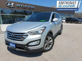 Used 2014 Hyundai Santa Fe Sport 2.0T AWD Limited  - $128 B/W for sale in Simcoe, ON