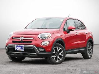 Used 2016 Fiat 500 X Trekking for sale in Ottawa, ON