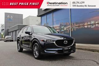 Used 2018 Mazda CX-5 GS-With amazing rates starting from 0.99%! for sale in Vancouver, BC