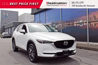 Used 2018 Mazda CX-5 GT - roadside assistance when you need it most! for sale in Vancouver, BC