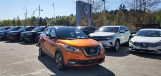 Used 2019 Nissan Kicks SR for sale in Coquitlam, BC