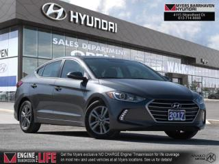 Used 2017 Hyundai Elantra GL  - $115 B/W - Low Mileage for sale in Nepean, ON