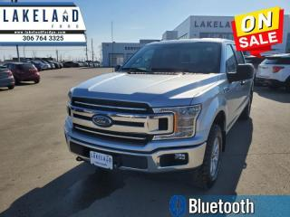 Used 2018 Ford F-150 XLT  - Bluetooth -  SiriusXM for sale in Prince Albert, SK