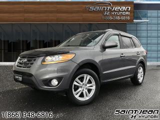 Used 2010 Hyundai Santa Fe Limited / CUIR + NAVIGATION for sale in Saint-Jean-sur-Richelieu, QC