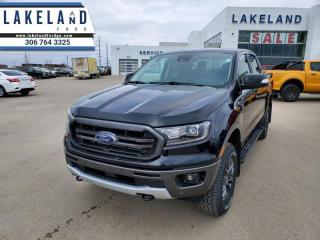 New 2021 Ford Ranger Lariat  - Leather Seats -  Heated Seats for sale in Prince Albert, SK