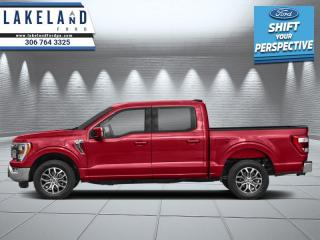 New 2021 Ford F-150 Lariat  - Leather Seats - $422 B/W for sale in Prince Albert, SK