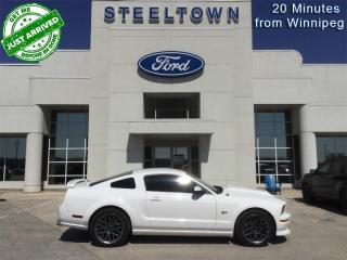 Used 2006 Ford Mustang GT for sale in Selkirk, MB