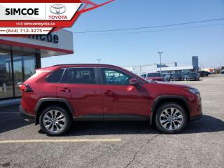 New 2021 Toyota RAV4 XLE Premium Package  - XLE Premium for sale in Simcoe, ON