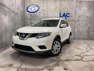 Used 2016 Nissan Rogue S TOUT ÉQUIPÉ CAMERA RECUL BLUETOOTH for sale in St-Nicolas, QC