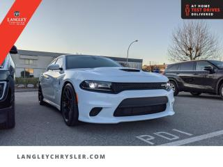 Used 2016 Dodge Charger SRT Hellcat  Accident Free/ Locally Driven/ Loaded with Options for sale in Surrey, BC
