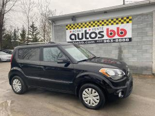 Used 2012 Kia Soul MANUELLE for sale in Laval, QC