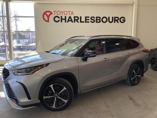 Used 2021 Toyota Highlander XSE AWD for sale in Québec, QC