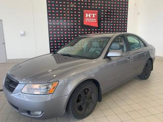 Used 2006 Hyundai Sonata GLS Très propre for sale in Terrebonne, QC