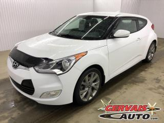 Used 2016 Hyundai Veloster SE MAGS BLUETOOTH CAMÉRA SIÈGES CHAUFFANTS *Transmission Automatique* for sale in Shawinigan, QC