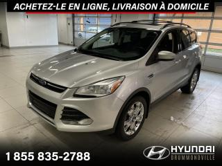 Used 2014 Ford Escape SE AWD + NAVI + TOIT + CUIR + CAMERA + W for sale in Drummondville, QC