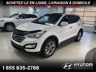 Used 2013 Hyundai Santa Fe LUXURY AWD + TOIT + CUIR + MAGS + WOW !! for sale in Drummondville, QC